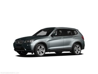 Used 2011 BMW X3 xDrive35i SUV for sale in Colorado Springs