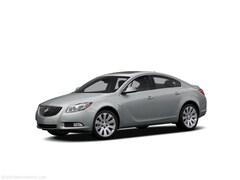 2011 Buick Regal CXL RL4 Sedan