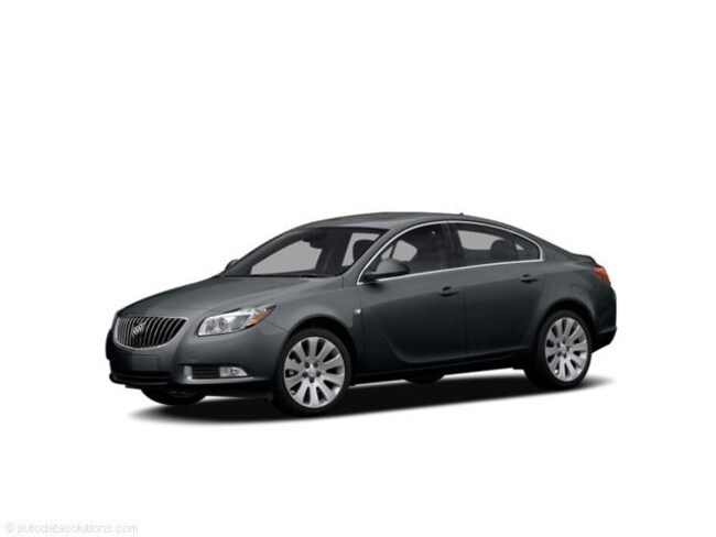 Used 2011 Buick Regal CXL Turbo Sedan for sale in Tucson, AZ