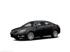 2011 Buick Regal CXL Turbo TO4 Sedan
