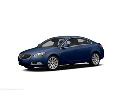 2011 Buick Regal CXL Turbo TO5 Sedan