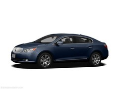 Used 2011 Buick Lacrosse CXS Sedan for sale in Perry, GA