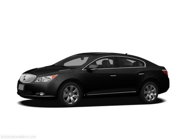 2011 Buick LaCrosse Sedan