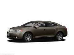 2011 Buick LaCrosse CXS Sedan