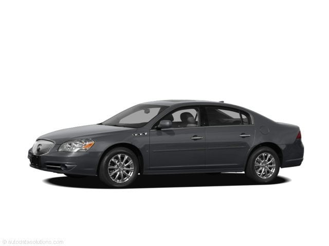 Featured used 2011 Buick Lucerne CXL Sedan for sale in Fairfield, IL