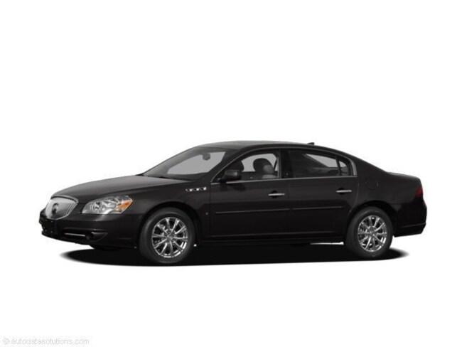 2011 Buick Lucerne Super Sedan