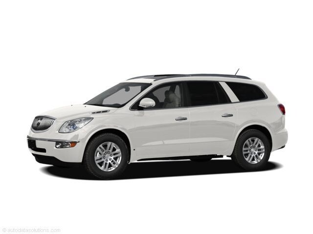 Used 2011 Buick Enclave CXL SUV for sale in Tulsa, OK