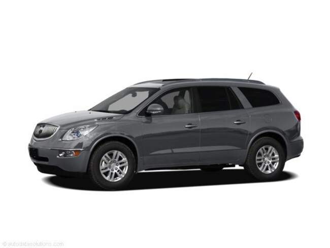 Used 2011 Buick Enclave CXL SUV for sale in Decatur, IL