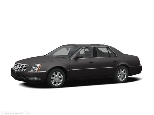 2011 Cadillac DTS Premium Collection Sedan