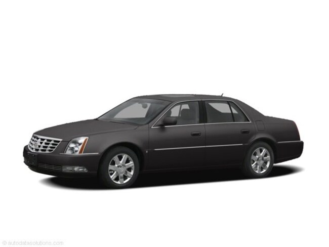 2011 CADILLAC DTS Luxury Collection Sedan