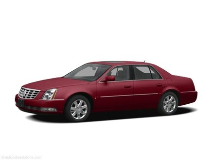 2011 CADILLAC DTS Luxury Collection Car