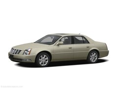2011 Cadillac DTS Base Sedan