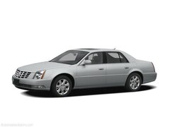Used 2011 Cadillac DTS 4dr Sdn Platinum Collection Car in Moline IL