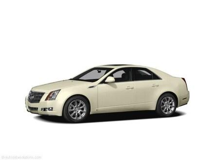 2011 CADILLAC CTS Luxury Sedan