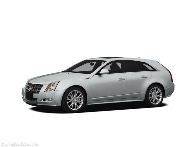 2011 CADILLAC CTS 5dr Wgn 3.0L Luxury AWD Station Wagon
