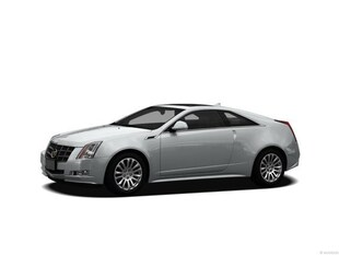 2011 CADILLAC CTS Performance Coupe 1G6DL1ED9B0169496