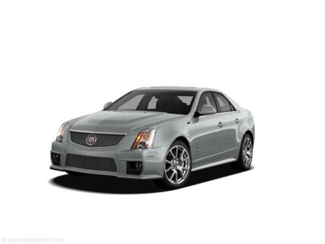 2011 Cadillac CTS-V 4dr Sdn Car