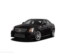 2011 Cadillac CTS-V Sedan 4dr Sdn Sedan