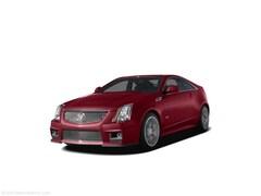 2011 Cadillac CTS-V Coupe BASE Car