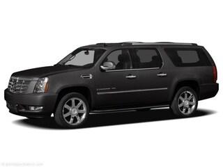 2011 CADILLAC ESCALADE ESV Luxury SUV