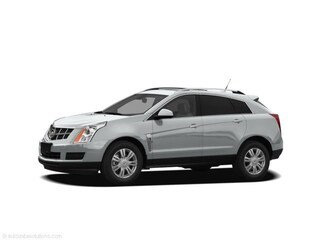 Used 2011 CADILLAC SRX Luxury Collection SUV for sale in Houston