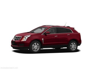 New 2011 CADILLAC SRX Luxury Collection FWD 4dr SUV