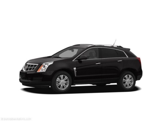 Used 2011 CADILLAC SRX Performance Collection SUV BS552532 For Sale Kerrville, TX
