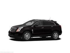 Used 2011 Cadillac SRX Performance Collection FWD  Performance Collection 3GYFNBEY6BS671510 for sale at Goeckner Bros., Inc. in Effingham, IL