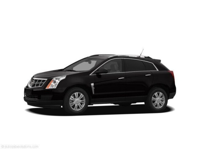 Used 2011 CADILLAC SRX Luxury Collection SUV Riverhead