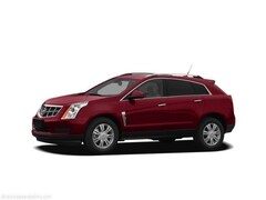 Bargain Used 2011 Cadillac SRX Luxury Collection SUV under $15,000 for Sale in San Antonio