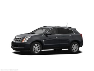 Pre-Owned 2011 CADILLAC SRX Luxury Collection SUV F512410A near Boston