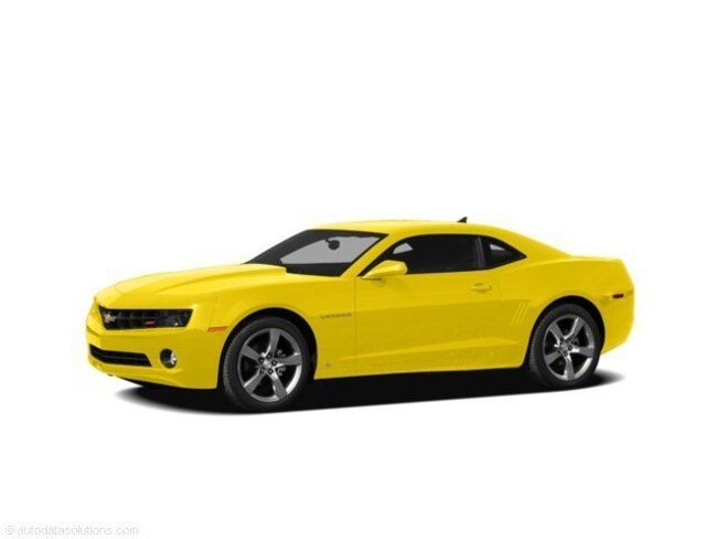 Used 2011 Chevrolet Camaro 2LT Coupe for Sale in Houston, TX at Helfman Dodge Chrysler Jeep Ram