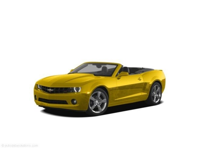 Used 2011 Chevrolet Camaro 2LT Convertible in Reading, PA