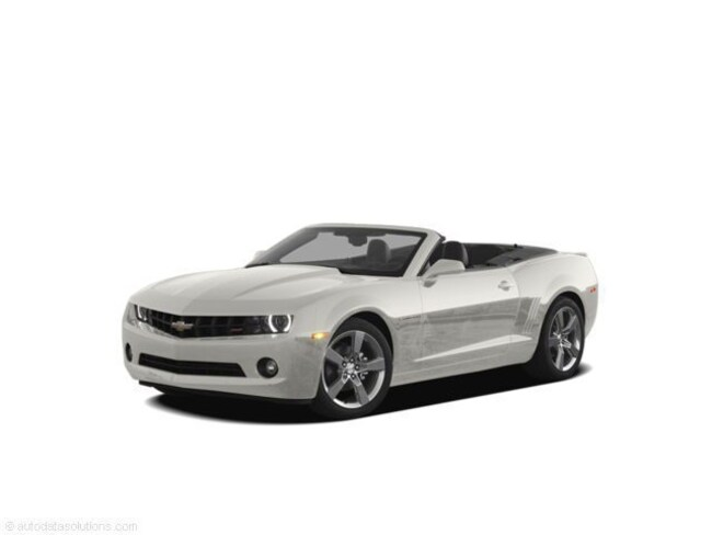2011 Chevrolet Camaro  - Pace Car - Leather - Heads Up Display Convertible