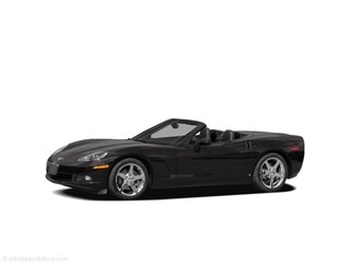 2011 Chevrolet Corvette Base Convertible