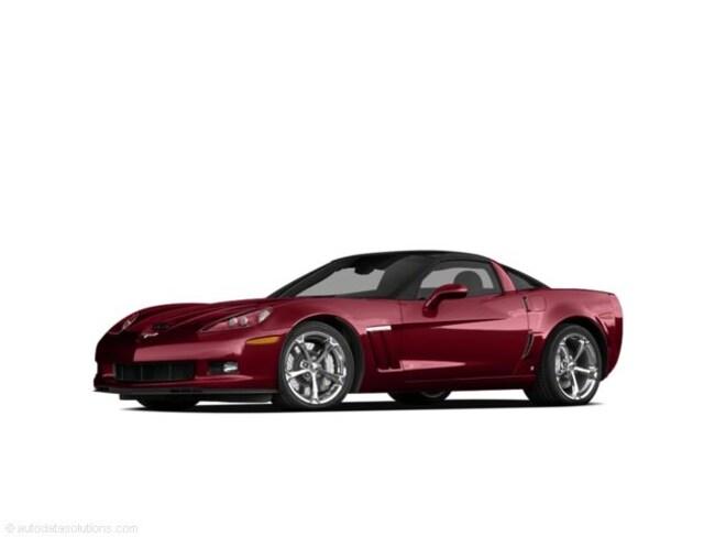 2011 Chevrolet Corvette Grand Sport Coupe