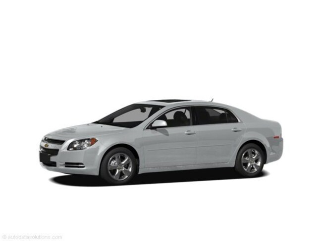 2011 Chevrolet Malibu LS w/1FL Sedan