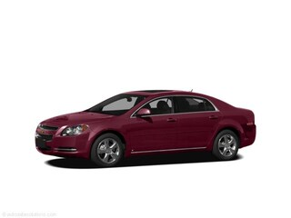 Used 2011 Chevrolet Malibu LT w/2LT Car