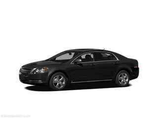 2011 Chevrolet Malibu LTZ Germain Value Vehicle Sedan