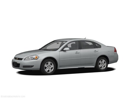 2011 Chevrolet Impala 4dr Sdn LS Retail Car