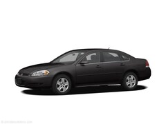 2011 Chevrolet Impala LS Fleet Sdn