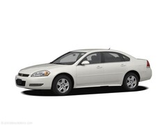 2011 Chevrolet Impala LS Fleet Sedan