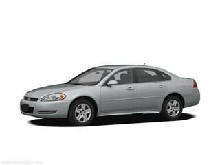 2011 Chevrolet Impala LTZ Sedan