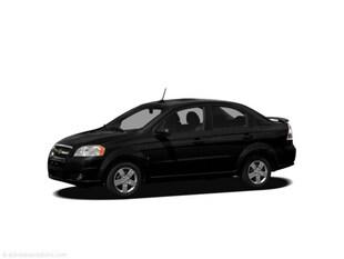 2011 Chevrolet Aveo LT w/1LT Car