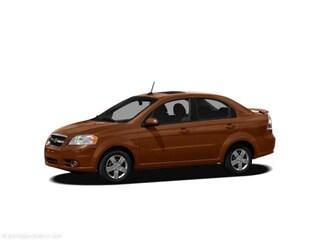 2011 Chevrolet Aveo 2LT Sedan