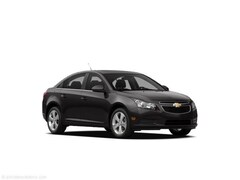 2011 Chevrolet Cruze ECO w/1XF Sedan