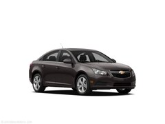 Used 2011 Chevrolet Cruze ECO Sedan in Derby, VT