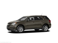 Used 2011 Chevrolet Equinox LTZ SUV in Vicksburg, MI