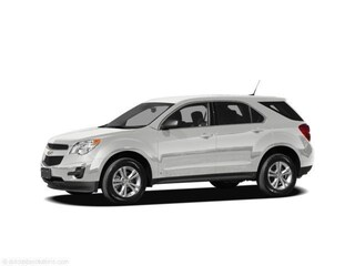 Used 2011 Chevrolet Equinox LS SUV for sale in Triadelphia, WV