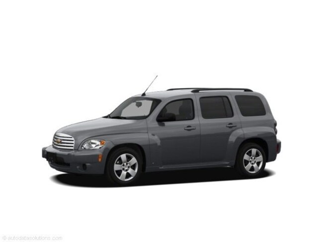 Used 2011 Chevrolet HHR LT SUV for sale in Savannah, GA